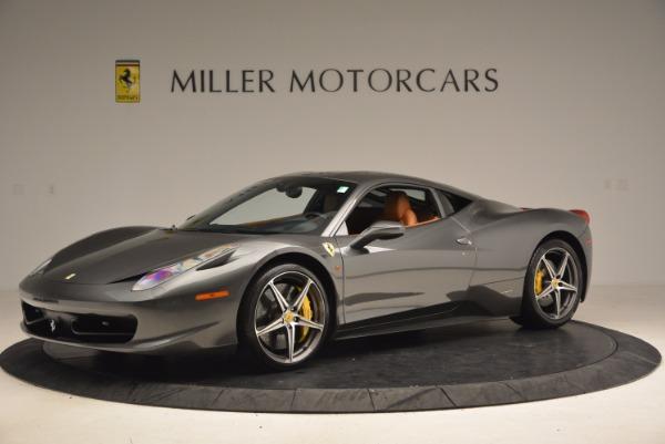 Used 2011 Ferrari 458 Italia for sale Sold at Bugatti of Greenwich in Greenwich CT 06830 2