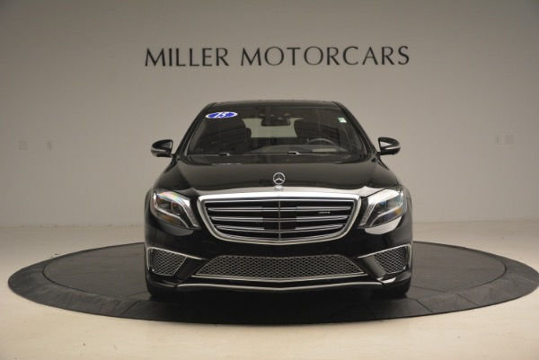 Used 2015 Mercedes-Benz S-Class S 65 AMG for sale Sold at Bugatti of Greenwich in Greenwich CT 06830 12
