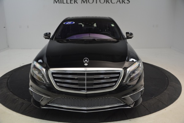Used 2015 Mercedes-Benz S-Class S 65 AMG for sale Sold at Bugatti of Greenwich in Greenwich CT 06830 13