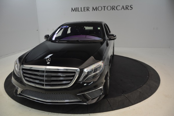 Used 2015 Mercedes-Benz S-Class S 65 AMG for sale Sold at Bugatti of Greenwich in Greenwich CT 06830 14