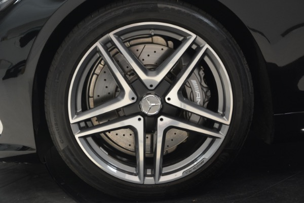 Used 2015 Mercedes-Benz S-Class S 65 AMG for sale Sold at Bugatti of Greenwich in Greenwich CT 06830 18