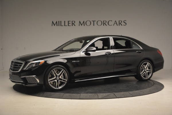 Used 2015 Mercedes-Benz S-Class S 65 AMG for sale Sold at Bugatti of Greenwich in Greenwich CT 06830 2