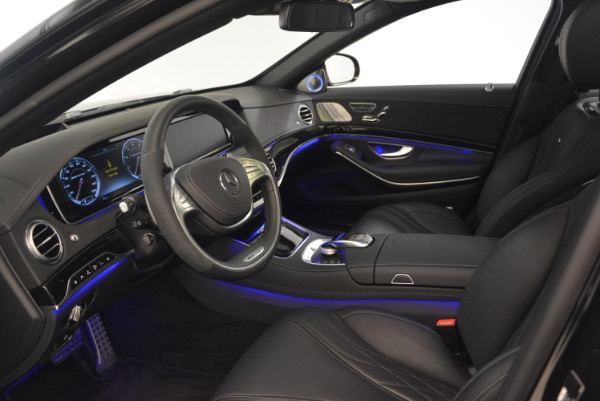 Used 2015 Mercedes-Benz S-Class S 65 AMG for sale Sold at Bugatti of Greenwich in Greenwich CT 06830 21