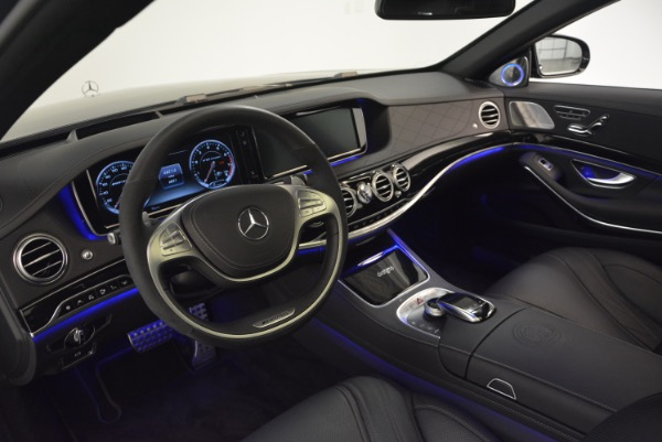 Used 2015 Mercedes-Benz S-Class S 65 AMG for sale Sold at Bugatti of Greenwich in Greenwich CT 06830 23