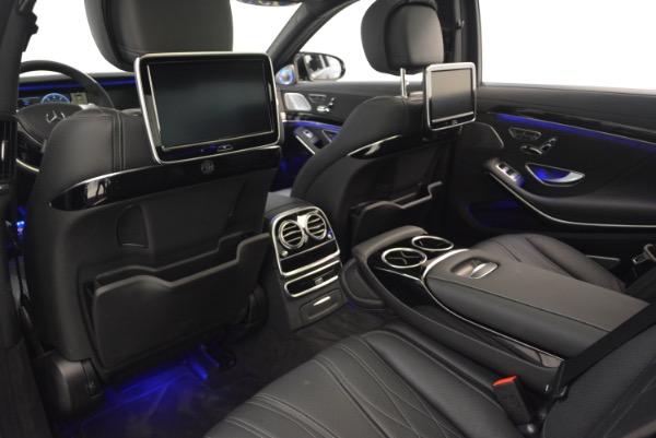 Used 2015 Mercedes-Benz S-Class S 65 AMG for sale Sold at Bugatti of Greenwich in Greenwich CT 06830 28