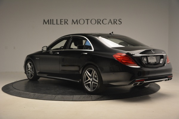 Used 2015 Mercedes-Benz S-Class S 65 AMG for sale Sold at Bugatti of Greenwich in Greenwich CT 06830 5
