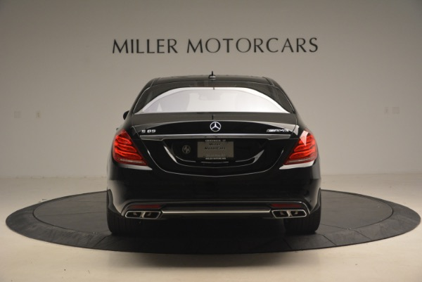 Used 2015 Mercedes-Benz S-Class S 65 AMG for sale Sold at Bugatti of Greenwich in Greenwich CT 06830 6