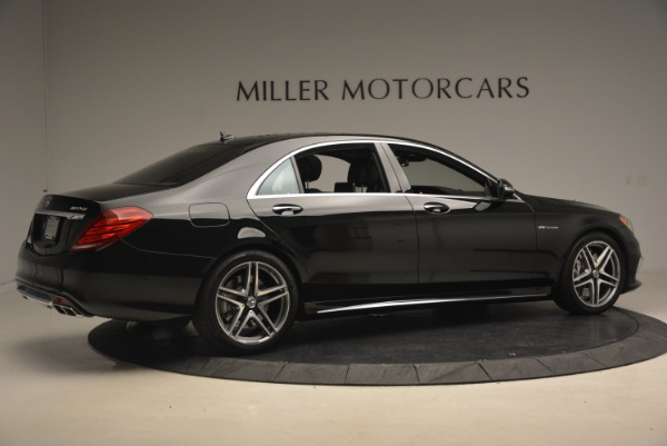 Used 2015 Mercedes-Benz S-Class S 65 AMG for sale Sold at Bugatti of Greenwich in Greenwich CT 06830 8