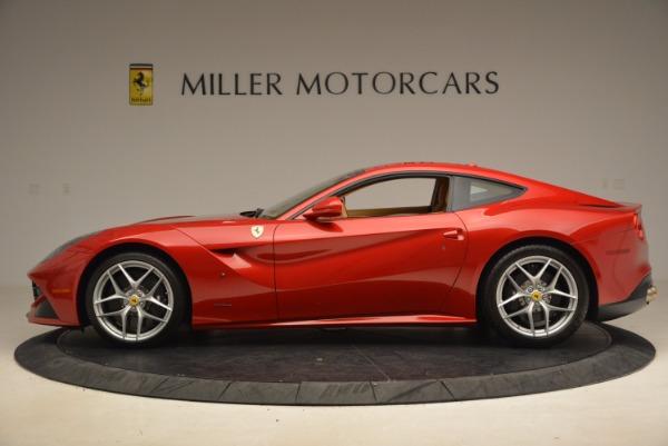 Used 2013 Ferrari F12 Berlinetta for sale Sold at Bugatti of Greenwich in Greenwich CT 06830 3