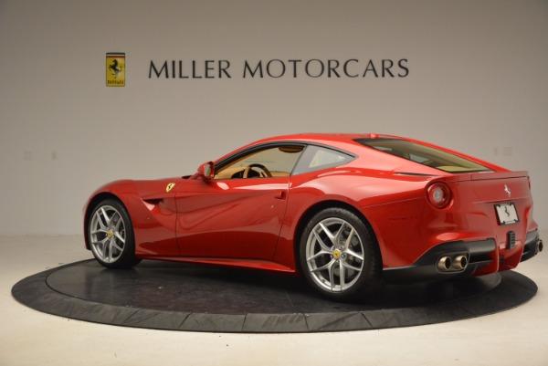 Used 2013 Ferrari F12 Berlinetta for sale Sold at Bugatti of Greenwich in Greenwich CT 06830 4