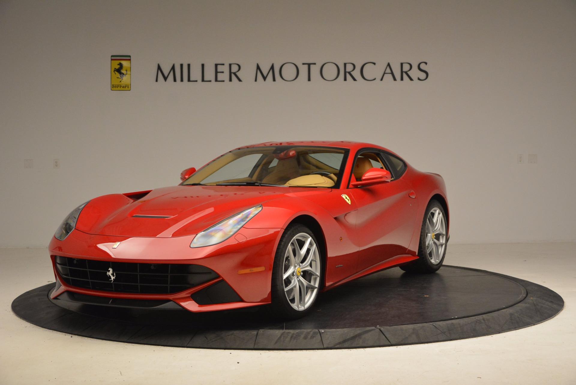 Used 2013 Ferrari F12 Berlinetta for sale Sold at Bugatti of Greenwich in Greenwich CT 06830 1