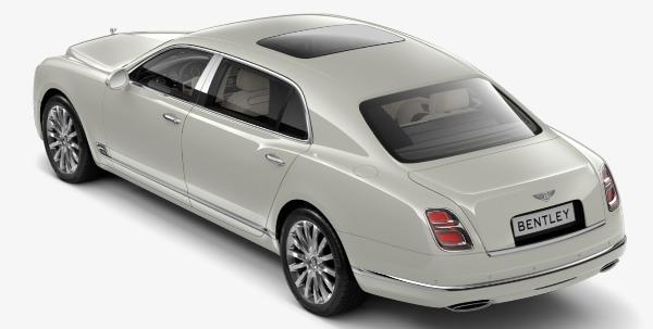 New 2017 Bentley Mulsanne EWB for sale Sold at Bugatti of Greenwich in Greenwich CT 06830 4