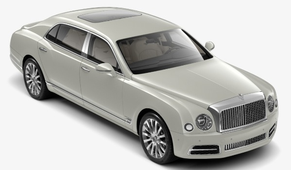 New 2017 Bentley Mulsanne EWB for sale Sold at Bugatti of Greenwich in Greenwich CT 06830 5