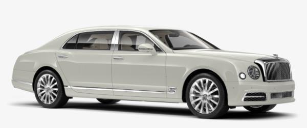 New 2017 Bentley Mulsanne EWB for sale Sold at Bugatti of Greenwich in Greenwich CT 06830 1