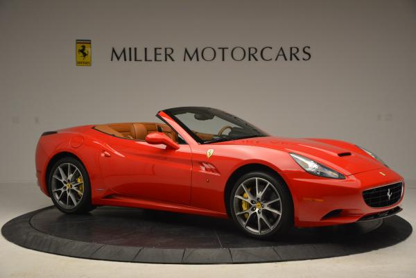 Used 2011 Ferrari California for sale Sold at Bugatti of Greenwich in Greenwich CT 06830 10