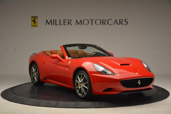 Used 2011 Ferrari California for sale Sold at Bugatti of Greenwich in Greenwich CT 06830 11