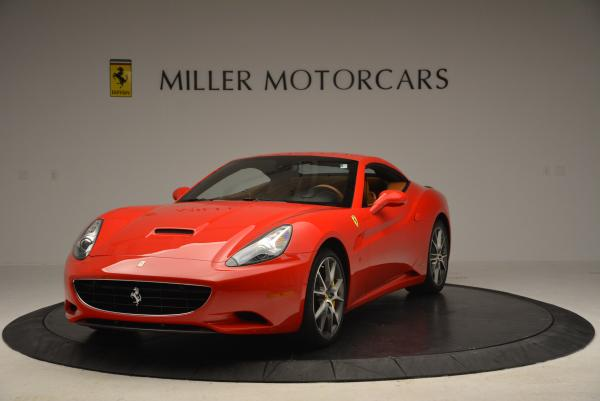Used 2011 Ferrari California for sale Sold at Bugatti of Greenwich in Greenwich CT 06830 13