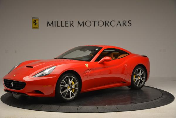 Used 2011 Ferrari California for sale Sold at Bugatti of Greenwich in Greenwich CT 06830 14