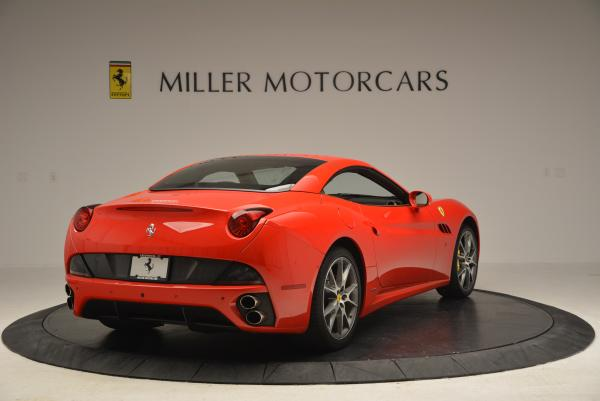 Used 2011 Ferrari California for sale Sold at Bugatti of Greenwich in Greenwich CT 06830 19