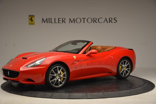 Used 2011 Ferrari California for sale Sold at Bugatti of Greenwich in Greenwich CT 06830 2