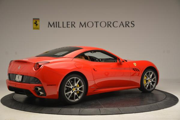 Used 2011 Ferrari California for sale Sold at Bugatti of Greenwich in Greenwich CT 06830 20
