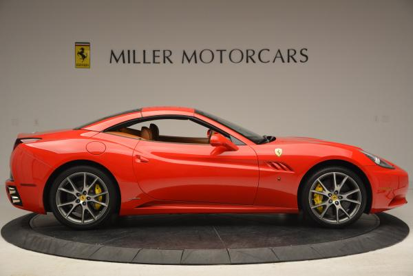 Used 2011 Ferrari California for sale Sold at Bugatti of Greenwich in Greenwich CT 06830 21