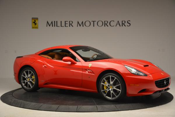 Used 2011 Ferrari California for sale Sold at Bugatti of Greenwich in Greenwich CT 06830 22