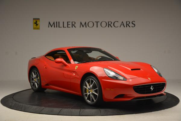Used 2011 Ferrari California for sale Sold at Bugatti of Greenwich in Greenwich CT 06830 23