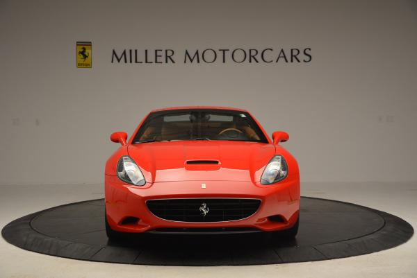 Used 2011 Ferrari California for sale Sold at Bugatti of Greenwich in Greenwich CT 06830 24