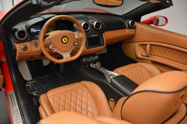 Used 2011 Ferrari California for sale Sold at Bugatti of Greenwich in Greenwich CT 06830 25