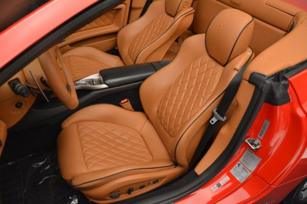 Used 2011 Ferrari California for sale Sold at Bugatti of Greenwich in Greenwich CT 06830 27