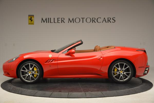 Used 2011 Ferrari California for sale Sold at Bugatti of Greenwich in Greenwich CT 06830 3