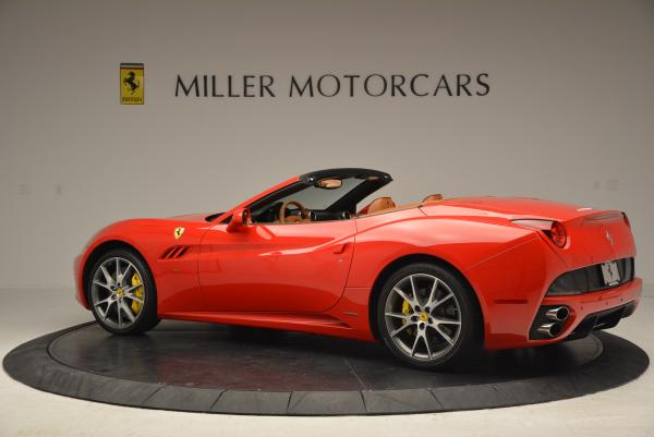 Used 2011 Ferrari California for sale Sold at Bugatti of Greenwich in Greenwich CT 06830 4