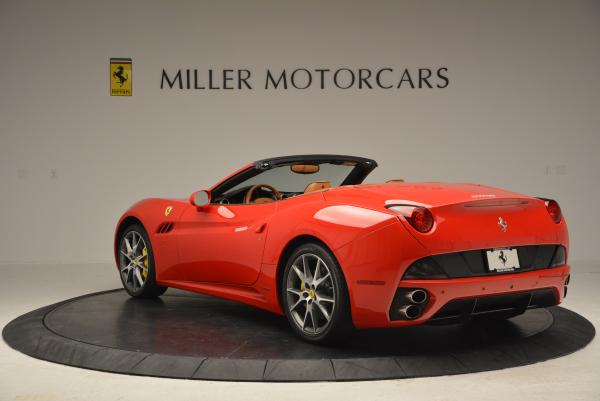 Used 2011 Ferrari California for sale Sold at Bugatti of Greenwich in Greenwich CT 06830 5