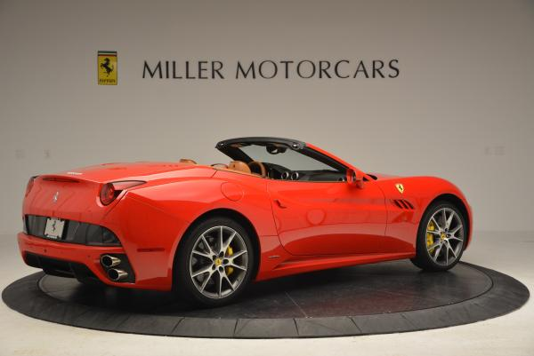 Used 2011 Ferrari California for sale Sold at Bugatti of Greenwich in Greenwich CT 06830 8