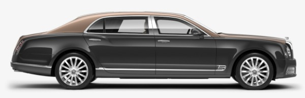 New 2017 Bentley Mulsanne Extended Wheelbase for sale Sold at Bugatti of Greenwich in Greenwich CT 06830 2