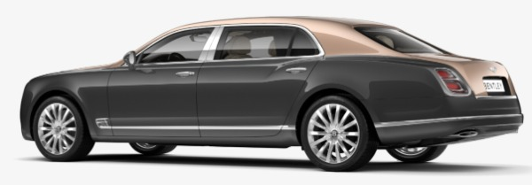 New 2017 Bentley Mulsanne Extended Wheelbase for sale Sold at Bugatti of Greenwich in Greenwich CT 06830 3