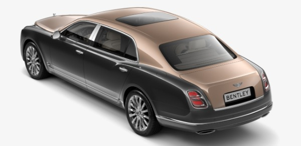 New 2017 Bentley Mulsanne Extended Wheelbase for sale Sold at Bugatti of Greenwich in Greenwich CT 06830 4