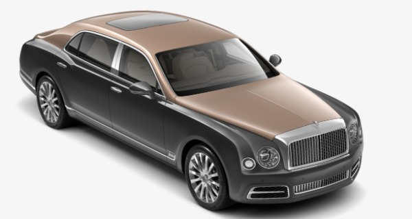 New 2017 Bentley Mulsanne Extended Wheelbase for sale Sold at Bugatti of Greenwich in Greenwich CT 06830 5