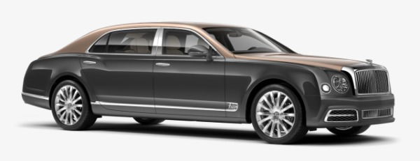 New 2017 Bentley Mulsanne Extended Wheelbase for sale Sold at Bugatti of Greenwich in Greenwich CT 06830 1