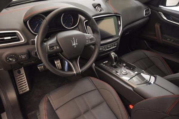 New 2017 Maserati Ghibli Nerissimo Edition S Q4 for sale Sold at Bugatti of Greenwich in Greenwich CT 06830 13