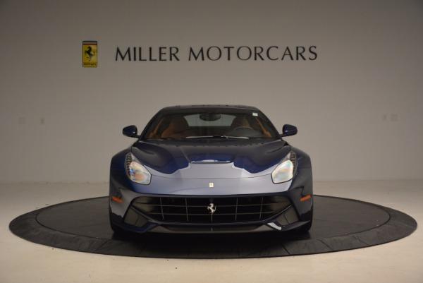 Used 2017 Ferrari F12 Berlinetta for sale Sold at Bugatti of Greenwich in Greenwich CT 06830 7
