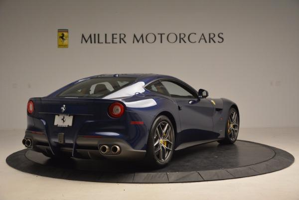 Used 2017 Ferrari F12 Berlinetta for sale Sold at Bugatti of Greenwich in Greenwich CT 06830 8