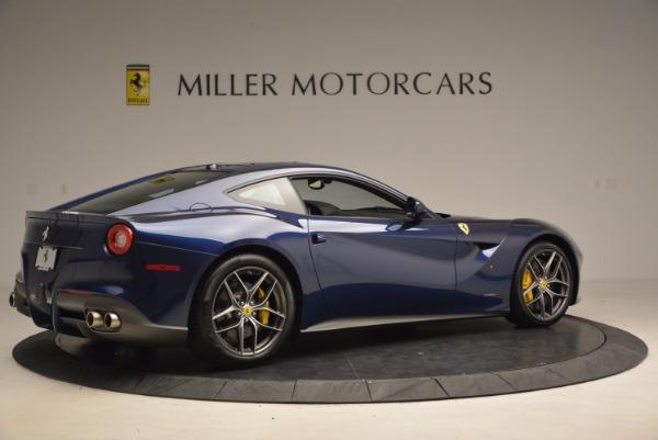 Used 2017 Ferrari F12 Berlinetta for sale Sold at Bugatti of Greenwich in Greenwich CT 06830 9
