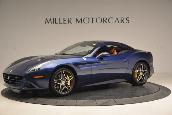 Used 2017 Ferrari California T Handling Speciale for sale Sold at Bugatti of Greenwich in Greenwich CT 06830 14