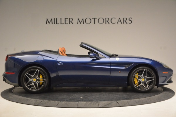 Used 2017 Ferrari California T Handling Speciale for sale Sold at Bugatti of Greenwich in Greenwich CT 06830 9