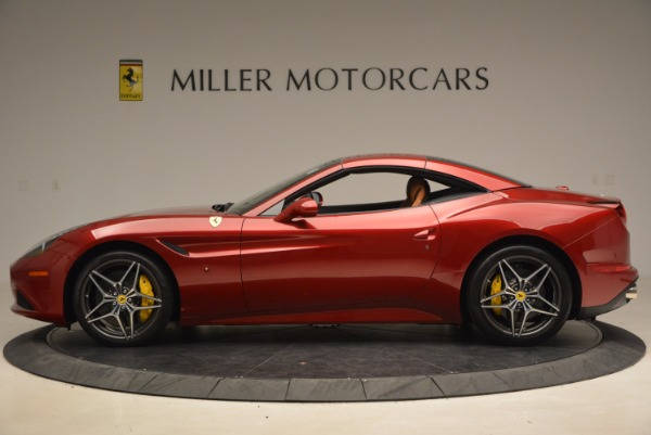 Used 2017 Ferrari California T for sale Sold at Bugatti of Greenwich in Greenwich CT 06830 15