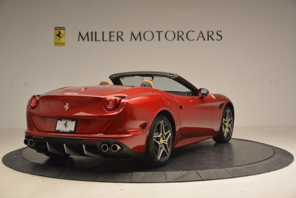 Used 2017 Ferrari California T for sale Sold at Bugatti of Greenwich in Greenwich CT 06830 7