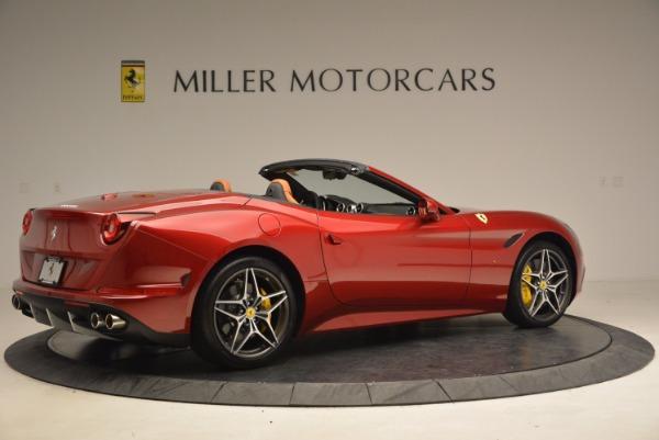 Used 2017 Ferrari California T for sale Sold at Bugatti of Greenwich in Greenwich CT 06830 8