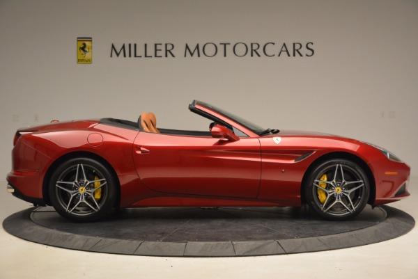 Used 2017 Ferrari California T for sale Sold at Bugatti of Greenwich in Greenwich CT 06830 9